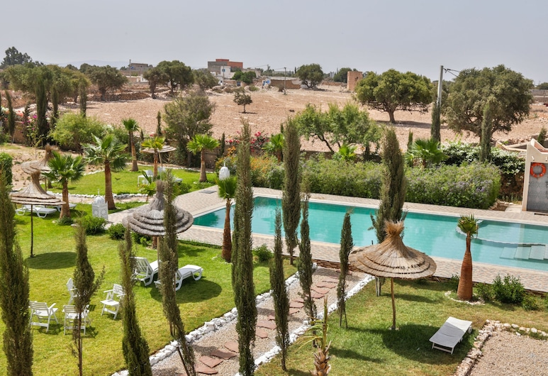 Maison kasba bonheur & bien être, Essaouira, Giardino