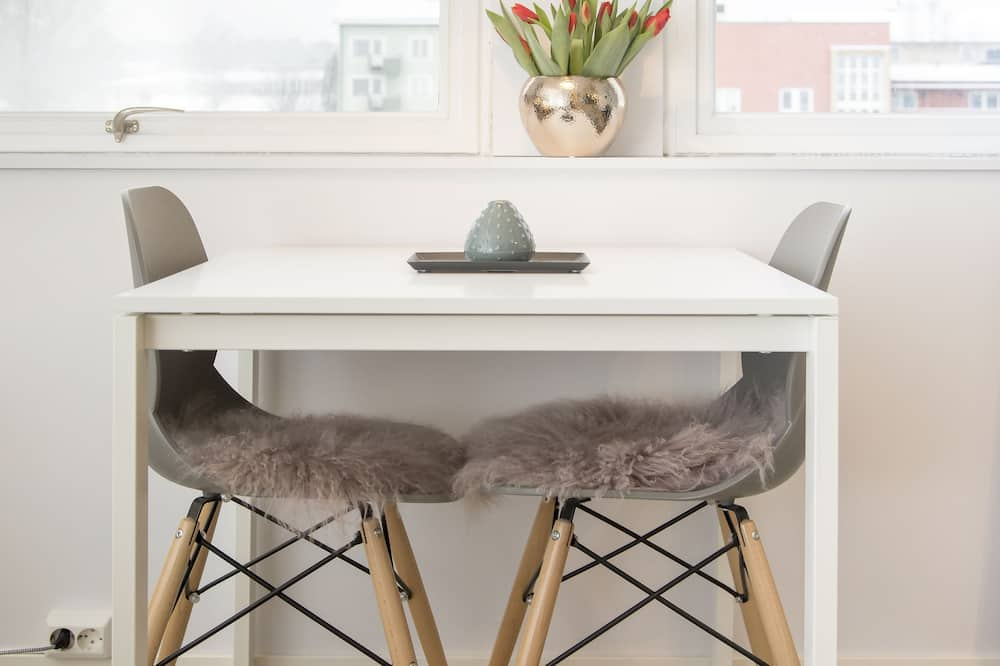 Dvivietis kambarys - Vakarienės kambaryje