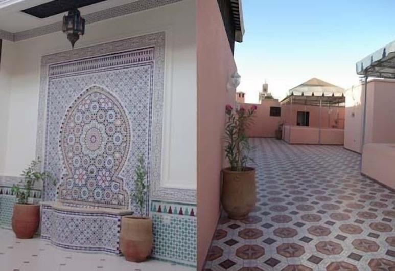 Riad Jibril, Marrakech