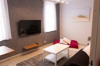 Foto van Renovated Apartment in Antwerp in Antwerpen