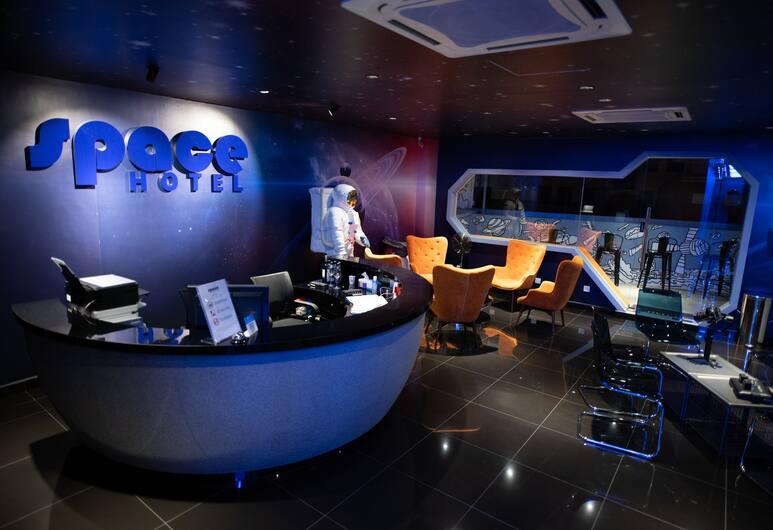 Space Hotel @ China Town Kuala Lumpur, Kuala Lumpur, Ruang Duduk Lobi