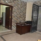 Családi apartman, 2 hálószobával - Nappali rész