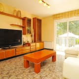 Apartment, 3Schlafzimmer, Terrasse - Wohnzimmer