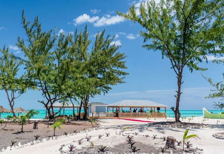 4 Beach Homes 3 Miles White Sand Beach Front Family Friendly South Andros, Kemps Bay