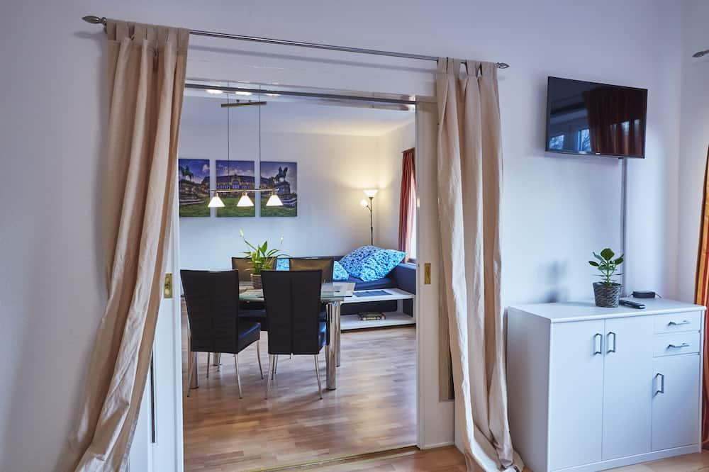 公寓, 1 間臥室 - 客廳