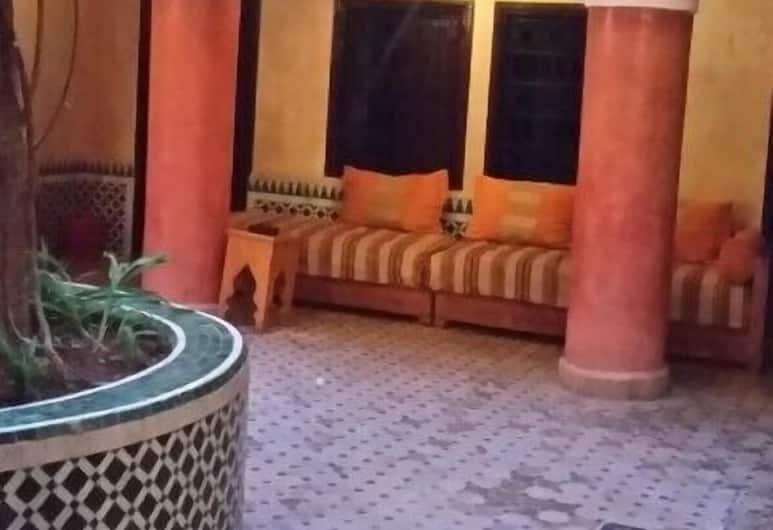 賽希勒酒店, 馬拉喀什, 庭園