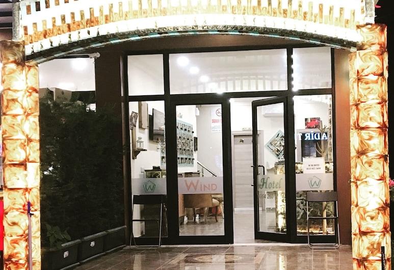 WIND HOTEL, Sapanca, Hotellfasad