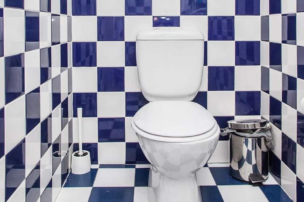 Premium dubbelrum - eget badrum - Badrumsbekvämligheter