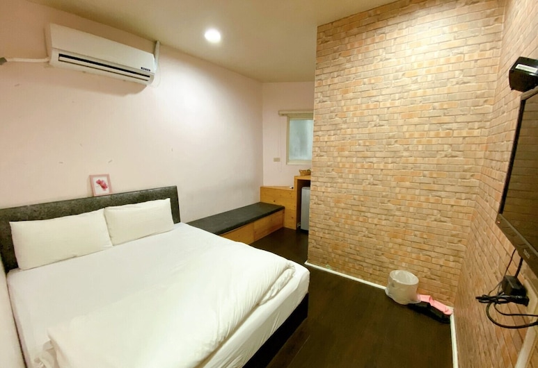 Feng Chia Easy Home, Taichung, Double Room, Guest Room