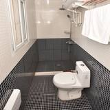 Comfort Twin Room - Phòng tắm