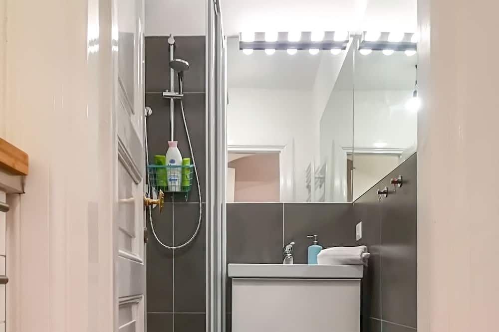 プレミアム スタジオ 1 ベッドルーム - Μπάνιο