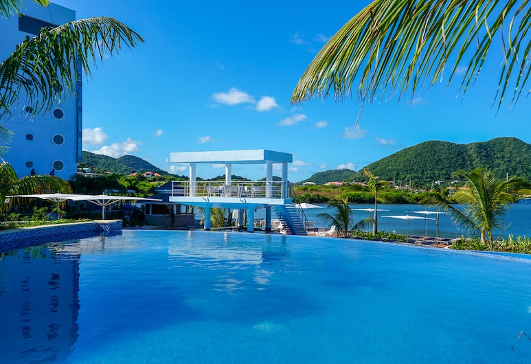 Harbor Club St. Lucia, Curio Collection by Hilton, Gros Islet, Outdoor Pool