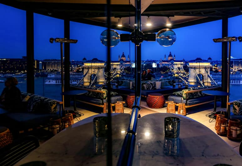 Hotel Clark Budapest- Adults Only, Budapest, Terrace/Patio