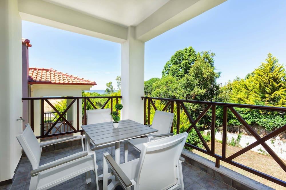 Villa superior, 3 habitaciones - Balcón