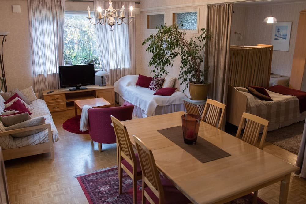 公寓, 1 間臥室, 三溫暖 - 客房