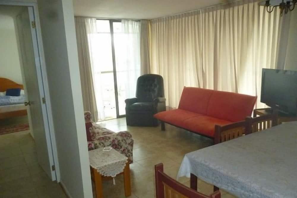 อพาร์ทเมนท์, 3 ห้องนอน - พื้นที่นั่งเล่น