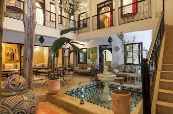 Image de Riad Fuschia à Marrakech