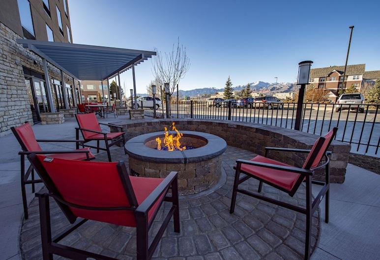 Holiday Inn Express & Suites Colorado Springs AFA Northgate, Colorado Springs, Terasa