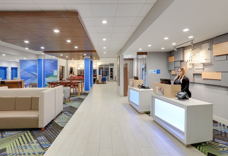 Holiday Inn Express & Suites Dallas NW HWY - Love Field, Dallas, Lobby