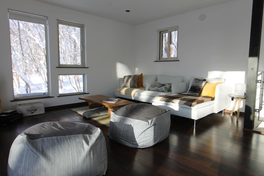 Hus – panoramic, 2 soverom - Oppholdsområde