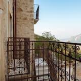 Suite Deluks, balkon, pemandangan gunung - Balkon