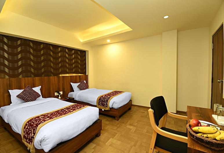 皇家套房酒店, 加德滿都, 豪華雙人或雙床房, 客房