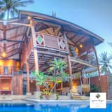 Luxury Triple Room, 3 Bedrooms, Pool View, Poolside - Kolam