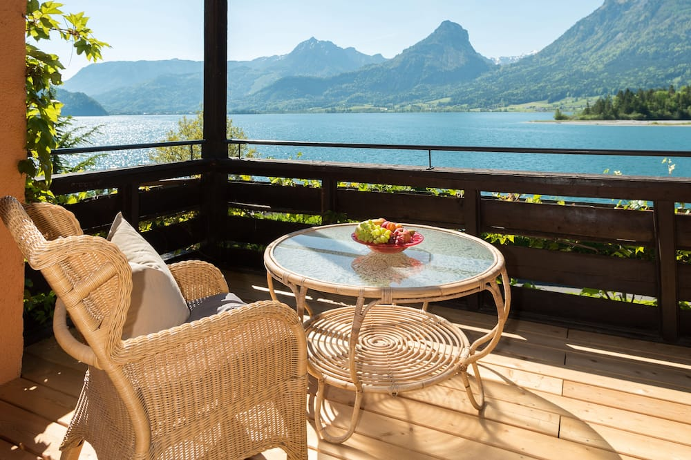Panoramic Apartment, Balcony, Lake View (Apt Villa) - Balcony