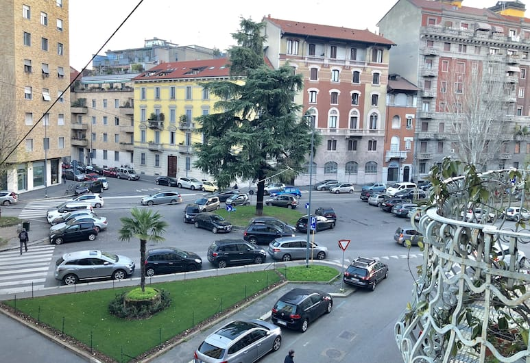 Hotel Carlo Goldoni, Milan, Pemandangan dari Hotel