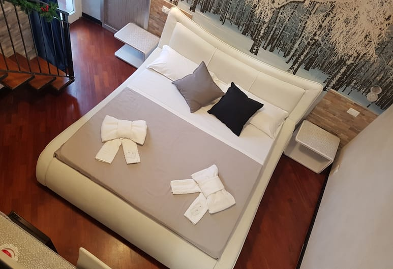 Piazza del Popolo Sweet Rooms, Rome, Triple Room, City View (External Private Bathroom ), Guest Room