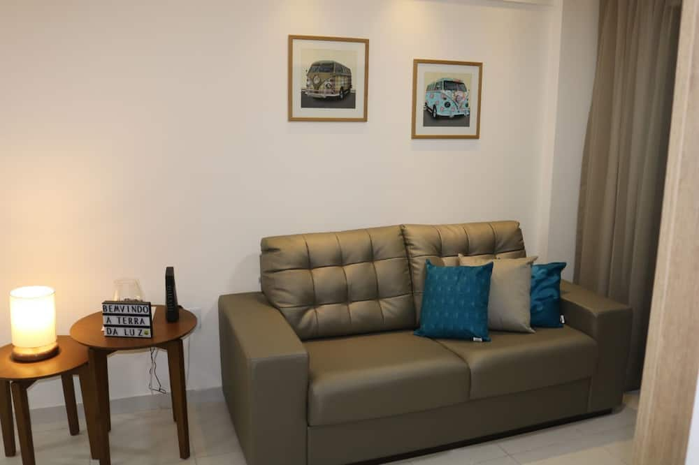 Villa, 2 Bedrooms, Accessible, Pool View - Living Area