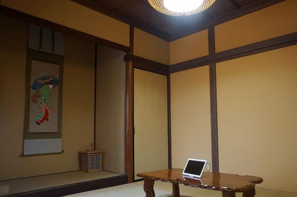 傳統套房 (Japanese Style) - 客房餐飲服務