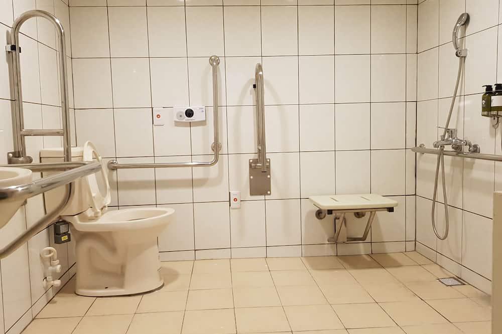 超值滿意雙人房 - 浴室