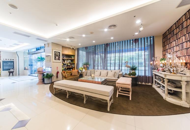 Garden Education Culture Hotel, Cao Hùng, Khu phòng khách tại tiền sảnh