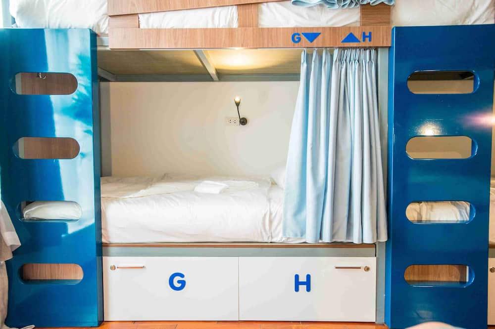 共用宿舍, 男女混合宿舍 (1 bed in 14-bed) - 浴室