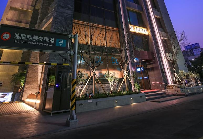 Dar Lon Hotel, Hsinchu, Cortile