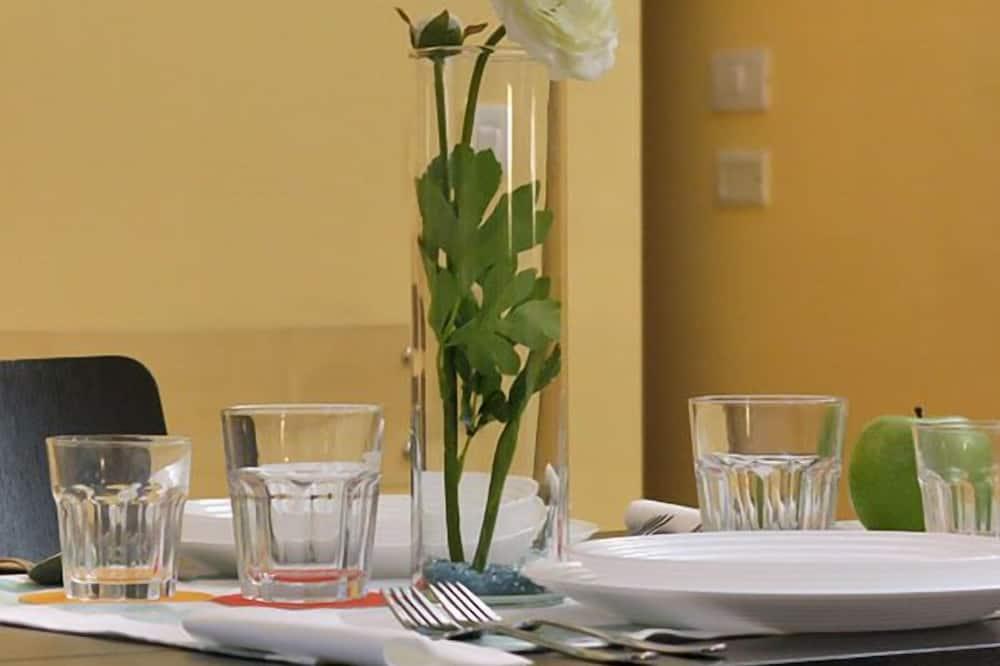 Divvietīgs numurs, virtuvīte - Numura ēdamzona