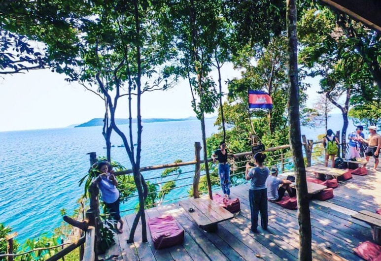 The Cliff Hostel, Koh Rong Sanloem