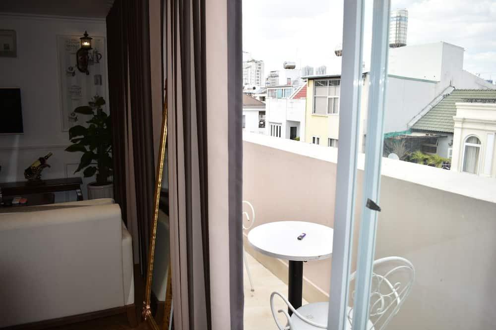 Deluxe Room, Balcony - Balkoni