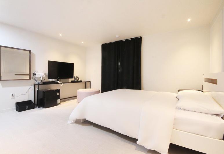 蘇荷飯店, 釜山, Design White Room, 客房