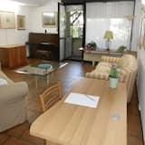 Apartamento Deluxe, 3 Quartos, Terraço - Área de Estar