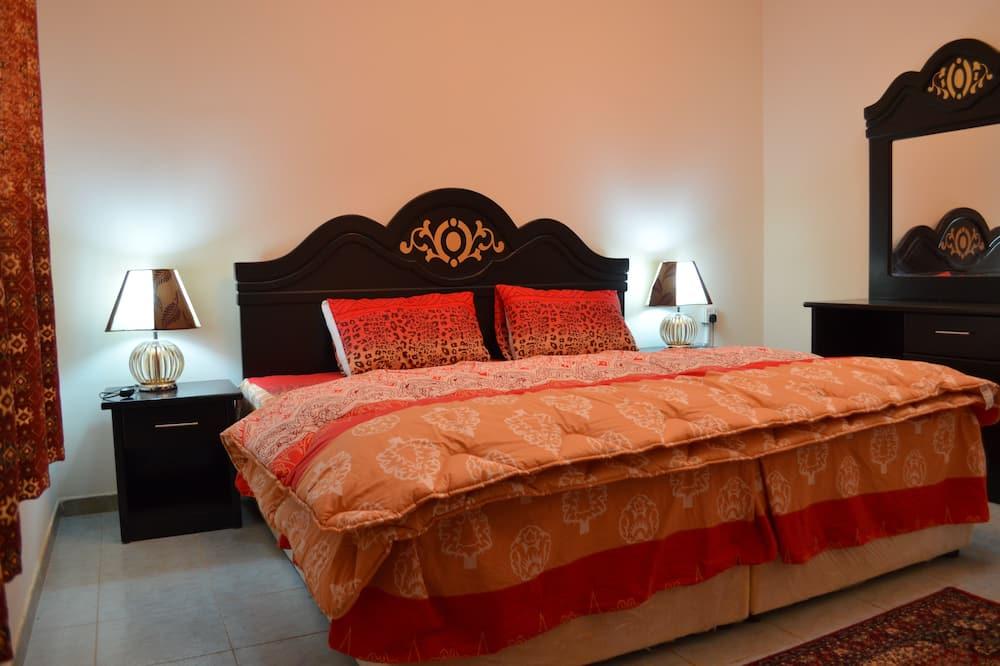 ห้องเบสิกดับเบิลสำหรับพักเดี่ยว, เตียงใหญ่ 1 เตียง - บริการอาหารในห้องพัก