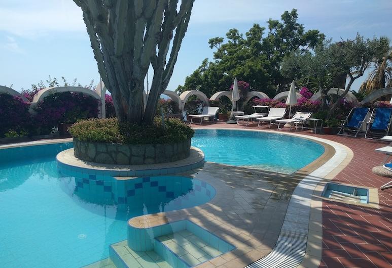 Residence Giardino del Sole, Forio, Pool