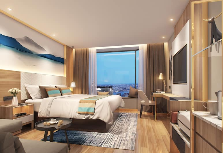 GreenTree Inn Suzhou Industrial Park Xinglong St Express Hotel, Suzhou, Soba za goste