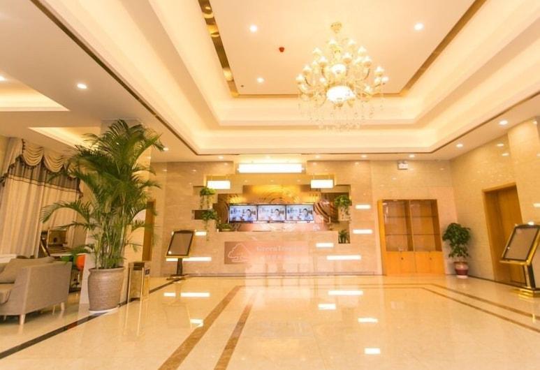 GreenTree Inn Suzhou Wujiang Fenhu Development District Express Hotel, Suzhou, Lobby