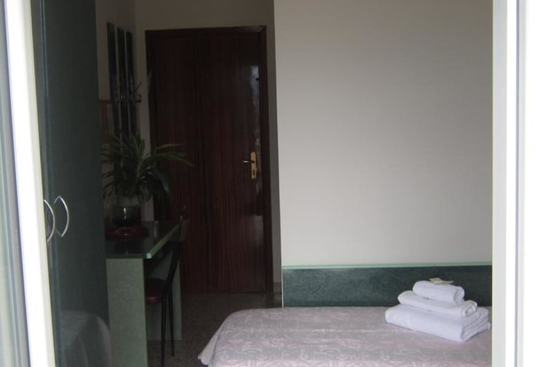 Hotel Concordia, Rímini, Habitación