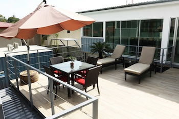 Picture of bamboo boutique hotel in Jaco