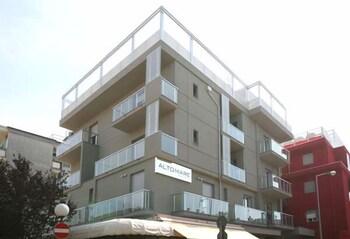Foto di Residence Altomare a Riccione