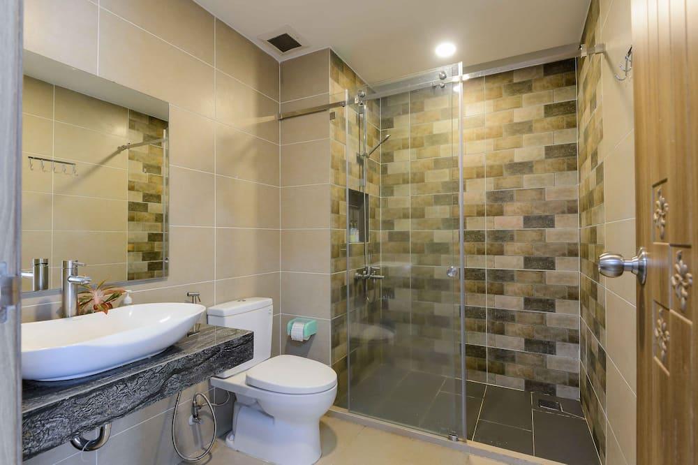 Presidential Suite, Balcony - Bathroom