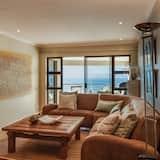 Deluxe Διαμέρισμα, 3 Υπνοδωμάτια, Θέα στη Θάλασσα, Θέα στη Θάλασσα - Καθιστικό